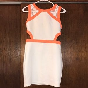 Worn Once- White Dress, S,